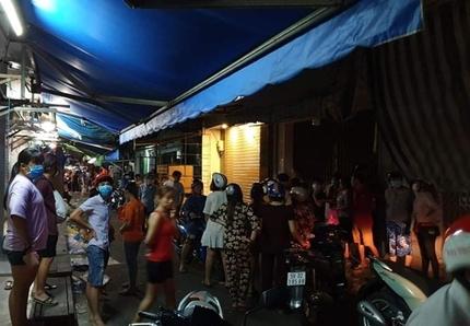 Sau trận cãi vã, vợ đâm chồng tử vong ngay giữa chợ