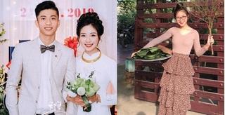 Nhật Linh bật mí cuộc sống sau kết hôn với Phan Văn Đức khiến nhiều người xuýt xoa
