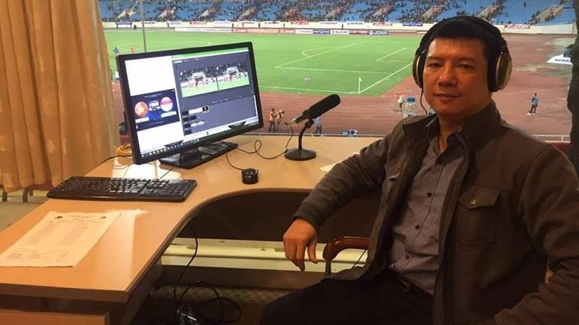 BLV Quang Huy ủng hộ việc đội tuyển Việt Nam sử dụng cầu thủ nhập tịch