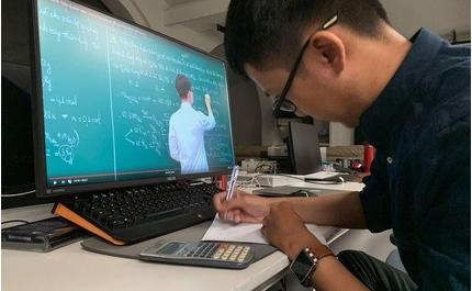 Không muốn học trực tuyến, học sinh cấp 2 giả làm thầy hiệu phó thông báo nghỉ học