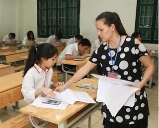 Hà Nội điều chỉnh lịch thi lớp 10 năm 2020 để học sinh học bù