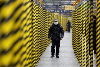 Thành phố lớn thứ tư Hàn Quốc vắng như tờ sau sự kiện 'siêu lây nhiễm' virus corona