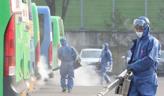 Hàn Quốc số người nhiễm Covid-19 tăng chóng mặt