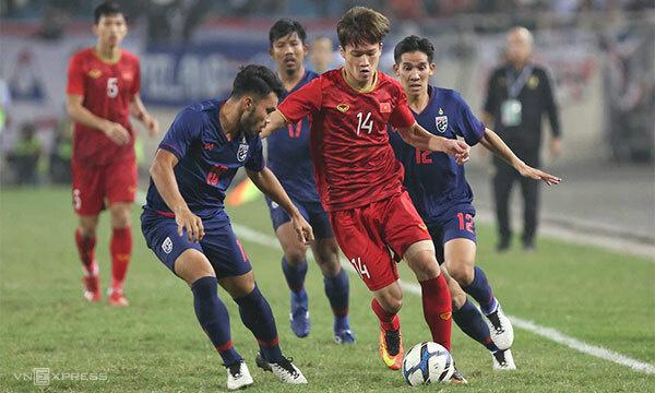 Báo Thái Lan kém vui khi đội nhà thua kém Việt Nam trên bảng xếp hạng FIFA