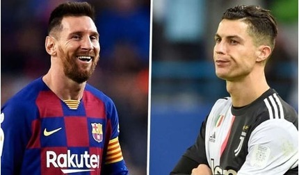 Messi nói gì về phong độ ghi bàn đáng nể của Ronaldo?
