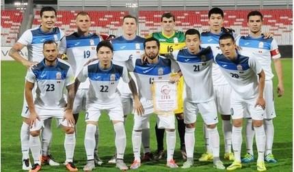 Kyrgyzstan mang đội hình mạnh nhất sang Việt Nam đá giao hữu