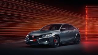 Honda gây sốt khi ra mắt Civic Type R Sport Line với diện mạo mới