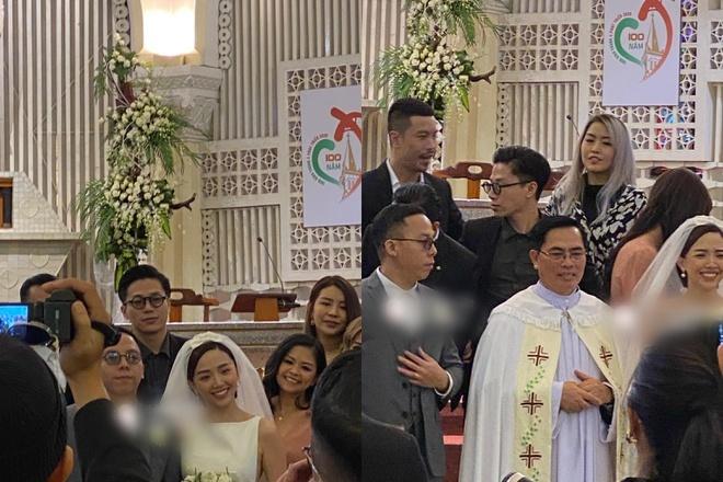 Bố Tóc Tiên chia sẻ sau đám cưới kín đáo của con gái2