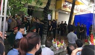 Vụ nữ giáo viên về hưu bị sát hại ở Bắc Ninh: Nghi phạm thản nhiên dự đám tang nạn nhân