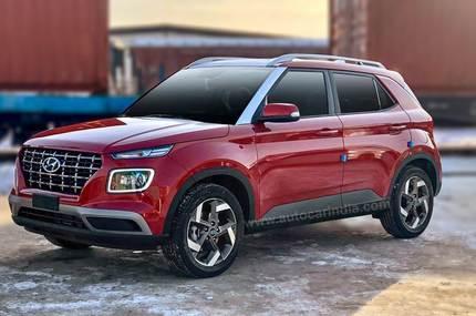 Hyundai ra mắt ô tô SUV nhỏ xinh, giá từ 218 triệu đồng