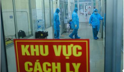 Cách ly người từ Hàn Quốc trở về có triệu chứng sốt