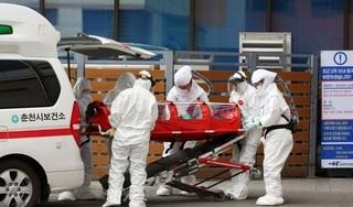 Hàn Quốc ghi nhận ca thứ 7 tử vong do Covid-19, ca nhiễm tăng lên hàng trăm người