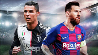 Tham vọng cực lớn của Beckham, chiêu mộ cả Messi và Ronaldo