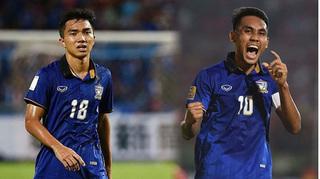 Các cầu thủ Thái Lan đồng loạt tỏa sáng trên đất Nhật Bản