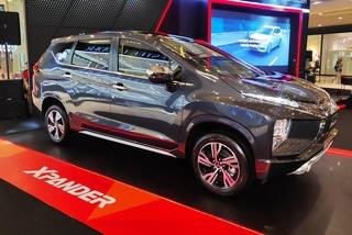 Mitsubishi Xpander 2020 ra mắt gây bất ngờ với giá 346 triệu đồng