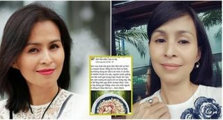 Vợ cũ Huy Khánh bị phạt 12,5 triệu đồng vì tung tin đồn thất thiệt về tỏi Lý Sơn