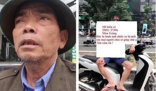 Bị trộm xe SH của khách, người bảo vệ nghèo lên MXH cầu cứu