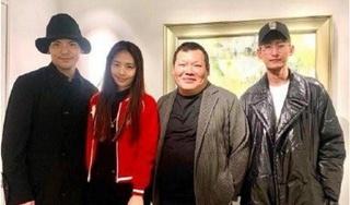 Tạ Đình Phong, Trương Hàn, Lục Nghị bị chỉ trích vì sang nước ngoài tránh Covid -19