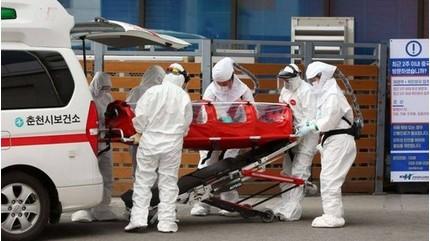 Hàn Quốc ghi nhận ca thứ 8 tử vong do virus Covid-19