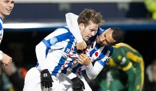 Đồng đội của Văn Hậu ở SC Heerenveen được so sánh với Messi