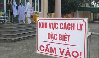 Cách ly 9 người ở Thái Bình về từ vùng dịch Hàn Quốc