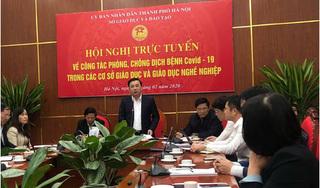 Hà Nội không thu học phí trong tháng học sinh nghỉ phòng dịch Covid-19