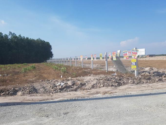 dự án Mega City 2 hiện đang trong quá trình điều chỉnh quy hoạch và chưa hoàn thiện nhiều thủ tục pháp lý