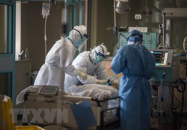 Toàn thế giới có hơn 2.700 người tử vong do Covid-19, hơn 81.000 ca nhiễm
