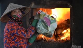 Rác thải bủa vây nông thôn: Nam Định, trăm lò rác có nguy cơ phát thải dioxin