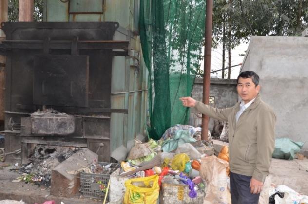 Rác thải bủa vây nông thôn: Nam Định, trăm lò rác có nguy cơ phát thải dioxin - [Bài III] Ung thư