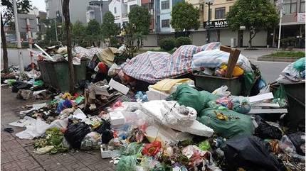 Đề xuất thu tiền rác theo khối lượng, ai xả nhiều rác phải trả nhiều tiền