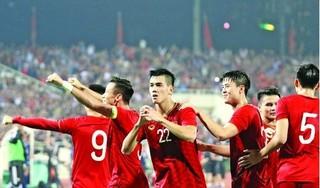Báo Thái Lan đánh giá cao khả năng vào vòng loại 3 World Cup của tuyển Việt Nam
