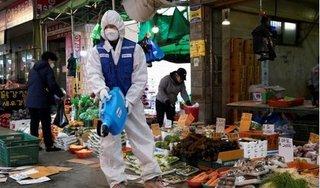 82% tín đồ Tân Thiên Địa, 5 quan chức Hàn Quốc dương tính với virus Covid-19