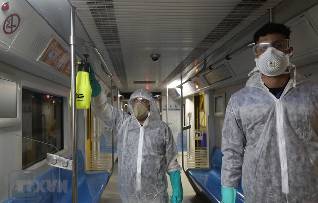 Iran có 26 ca tử vong do virus Covid-19