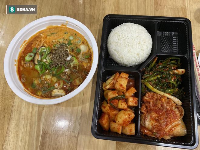 Sự thật về suất ăn tồi tệ cho du khách Hàn Quốc bị cách ly ở Đà Nẵng2