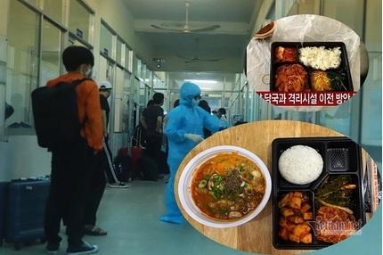 Sự thật về suất ăn 'tồi tệ' cho du khách Hàn Quốc bị cách ly ở Đà Nẵng