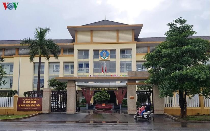 Quản lý, sử dụng vốn đầu tư tại Sở NN&PTNT Quảng Trị: Những con số 'biết nói'