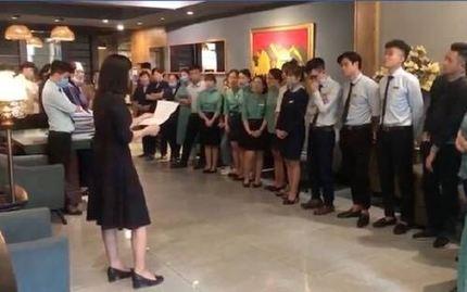 Ế ẩm vì dịch Covid-19, bà chủ khách sạn ở Hà Nội cho 40 nhân viên nghỉ việc cùng lúc
