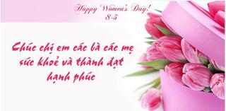 Mẫu bài phát biểu ngày Quốc tế phụ nữ 8/3 cho lãnh đạo ngắn gọn, hay nhất