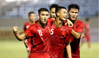 U21 Việt Nam so tài U21 Anh ở giải Maurice Revello