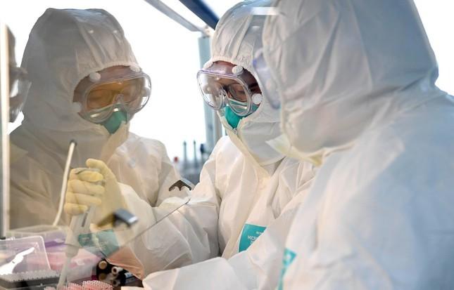Virus SARS-CoV-2 được phát hiện có trong nước mắt của bệnh nhân