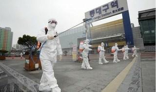 Một người Việt tại Hàn Quốc bị nhiễm Covid-19