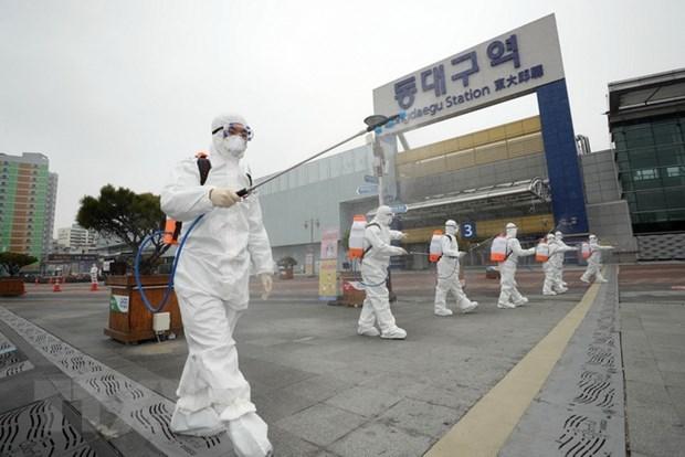 Một người Việt nhiễm bệnh Covid-19 tại Hàn Quốc