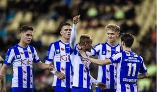 Lộ diện đội hình SC Heerenveen ở vòng đấu 25?