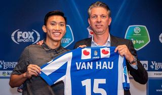 Thắng trận, HLV Heerenveen vẫn bị chỉ trích vì không dùng Đoàn Văn Hậu