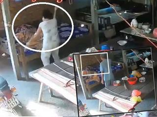Vụ con dâu bạo hành mẹ già 88 tuổi: Con trai chứng kiến rồi đánh tiếp