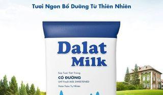Dalatmilk ra mắt Sữa tươi tiệt trùng hoàn toàn tự nhiên