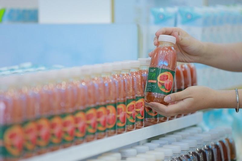Ra mắt nước ép trái cây tự nhiên, TH tiếp tục tiên phong trên con đường đồ uống vì sức khỏe