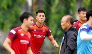 Tiền đạo đội tuyển Việt Nam chấn thương nặng trước trận gặp Malaysia