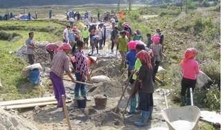 Đầu tư công ở Bắc Hà, Lào Cai: Cần kiểm tra, giám sát